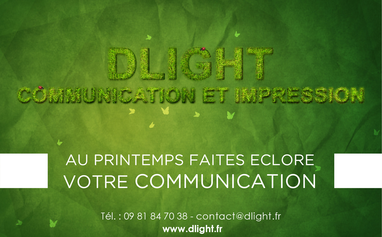 printemps 2015 Dlight Agence de communication 06